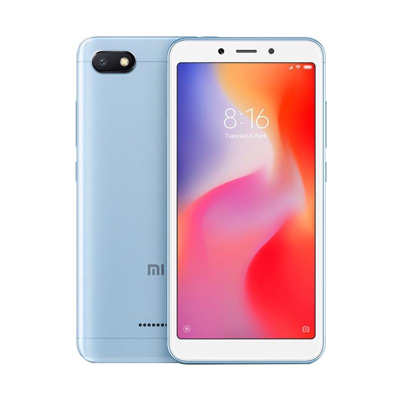 Смартфон Xiaomi Redmi 6A 2/16GB, синий