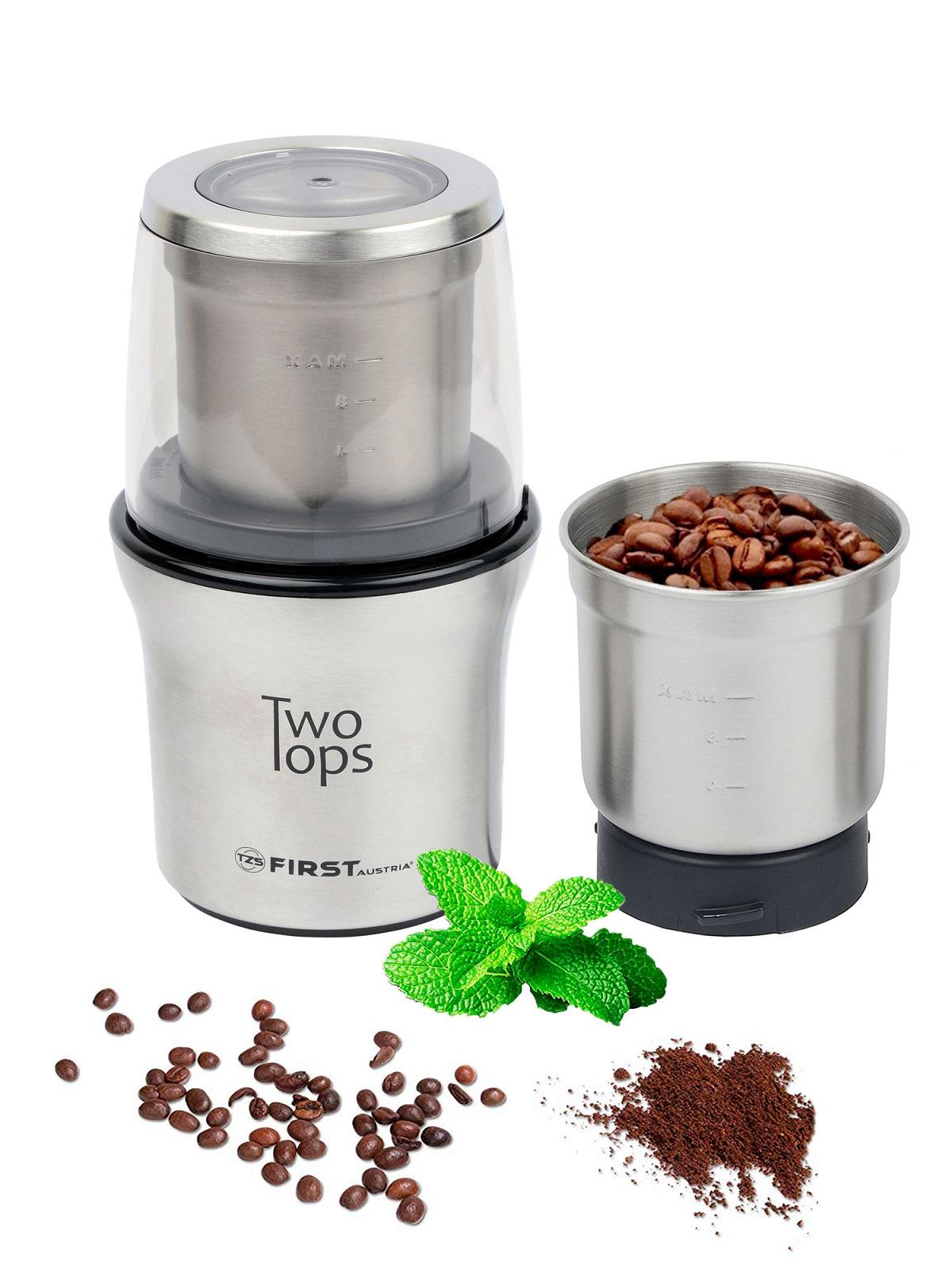 Кофемолка чоппер First, 70 гр. 200 Вт.