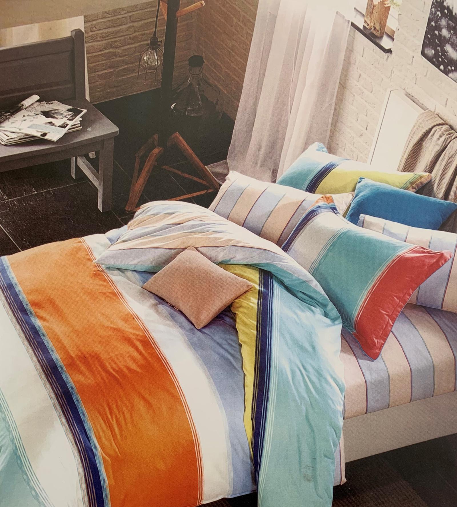 Комплект постельного белья BUTTERFLYрис.691, разноцветныйУТ000008794Постельное белье BUTTERFLY сатин сможет отлично дополнить абсолютно любой интерьер. Удивительно мягкий, качественный материал, обеспечивающий необходимый комфорт.
