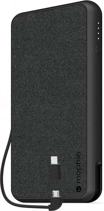 Внешний аккумулятор Mophie Powerstation Plus XL, 10 000 мАч, черный цена и фото