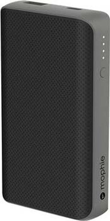 Внешний аккумулятор Mophie Powerstation PD USB-C 10K, 10 000 мАч, черный цена и фото