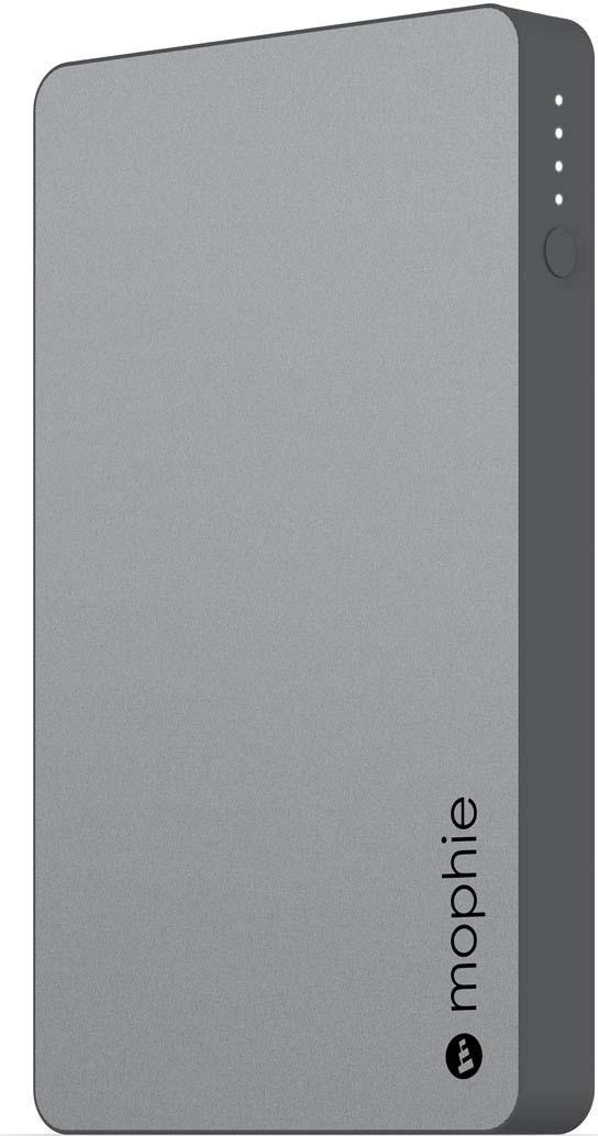 Внешний аккумулятор Mophie Powerstation, 5000 мАч, серый цены