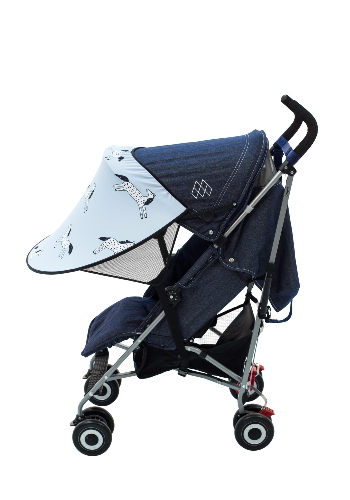цена Аксессуар для колясок Leokid 5671 голубой, черный, белый онлайн в 2017 году