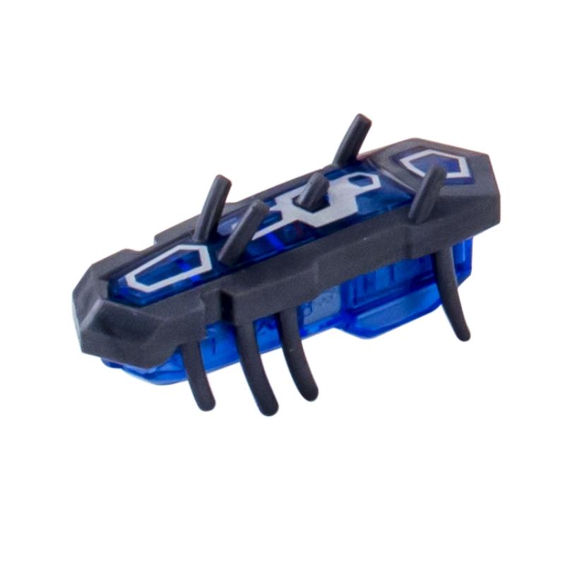 Игрушечный робот Hexbug Nano Nitro серый, синий