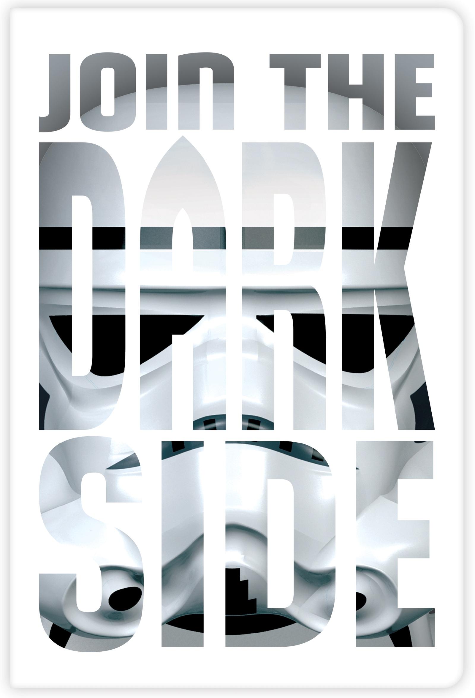 Записная книжка LEGO Star Wars (Звёздные Войны), 96