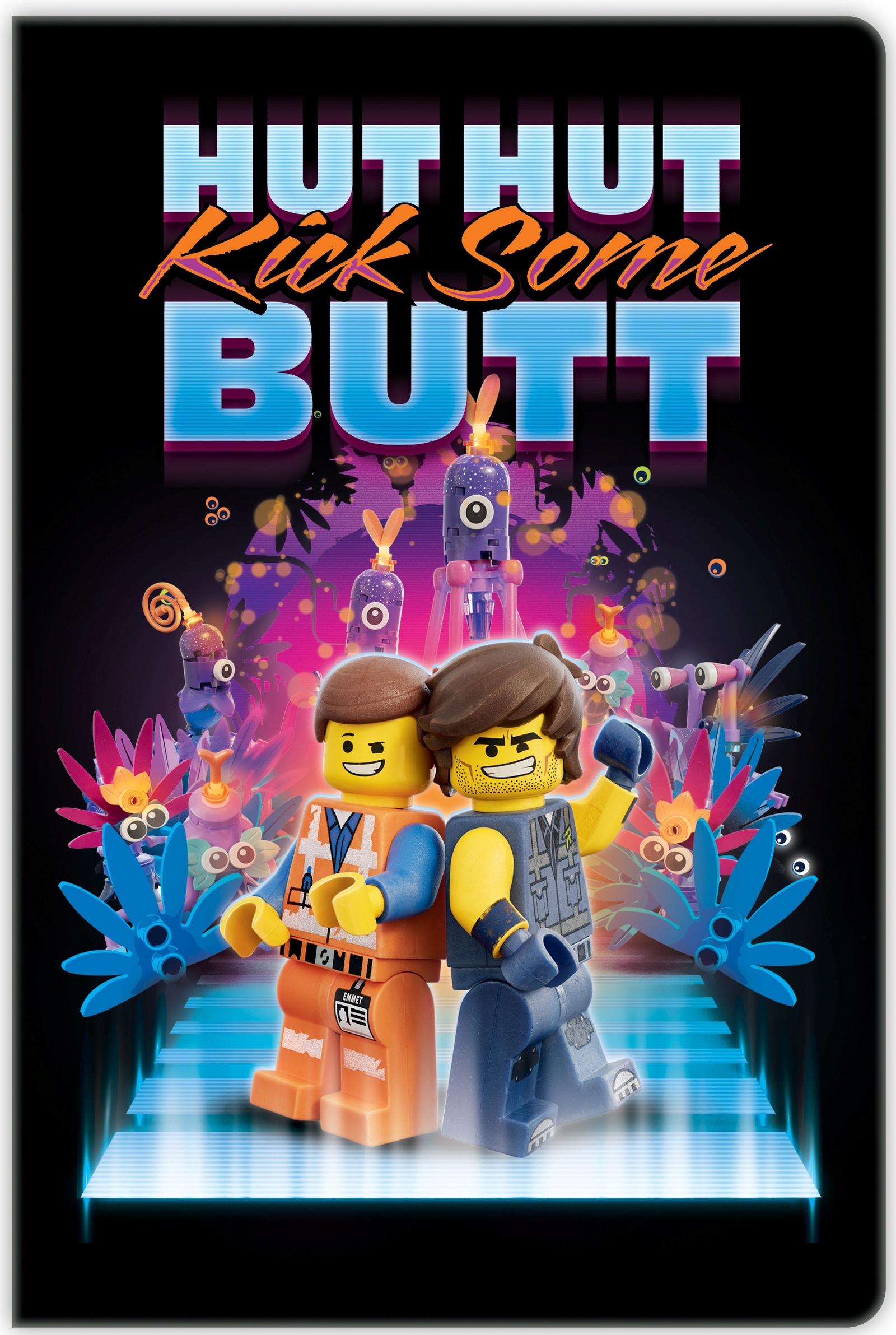 Записная книжка LEGO Movie (Муви), 96