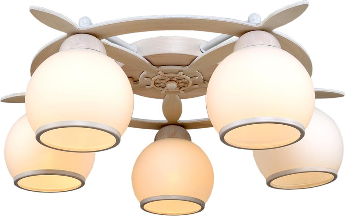 Потолочный светильник МАКСИСВЕТ Еврокаркасы1-3310-5-DGRY E27Следуя модной тенденции «брутальности» в интерьере, наша коллекция пополнилась серией светильников-штурвалов. Люстры и бра доступны в двух цветовых решениях: венге и беленый дуб. Белые матовые плафоны имеют кайму повторяющий цвет каркаса, особенно выигрышно они смотрятся при включенном свете. Неоспоримым преимуществом перед конкурентами, имеющими аналогичный ассортимент, является доступная цена. Люстры будут востребованы не только для оформления кабинетов, холлов, гостиных, но и детских комнатах, оформленных в морском стиле.