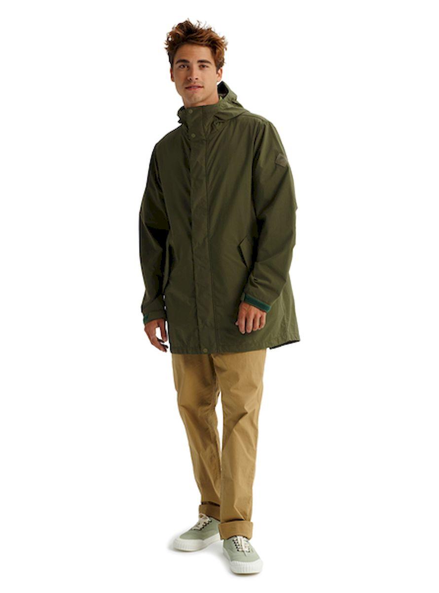 Куртка Burton светодиодный спот светильник ideal lux page ap1 square nero