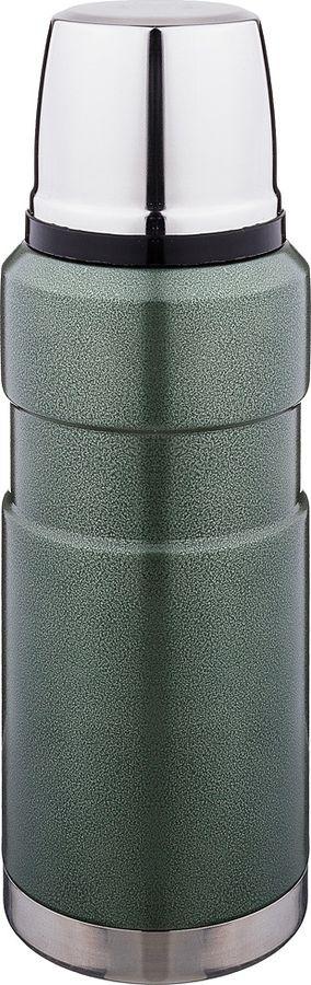 Термос Agness, с крышкой-чашкой, 910-081, зеленый, 600 мл910-081ТЕРМОС AGNESS С КРЫШКОЙ-ЧАШКОЙ, 600МЛ, КОЛБА НЖС