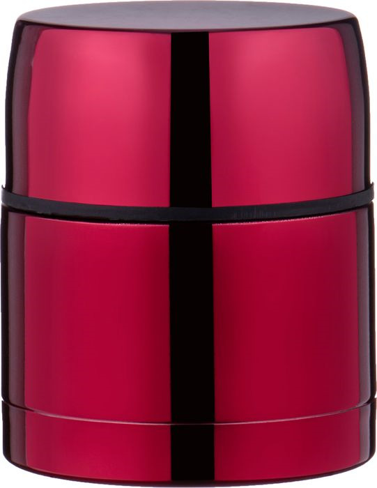 Термос Agness Red Star, с широким горлом, 910-063, розовый, 500 мл