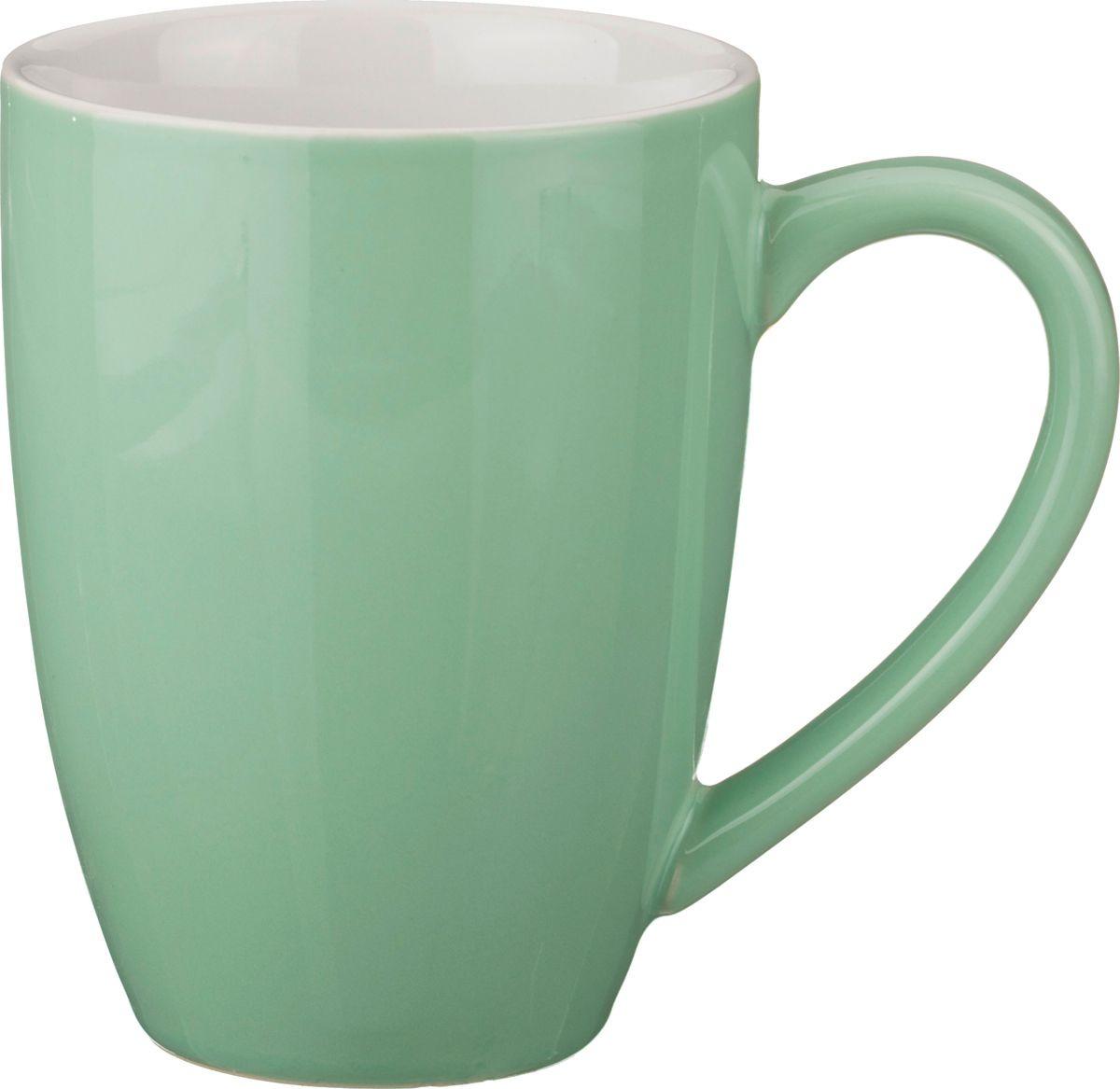 Кружка Agness, 470-350, светло-зеленый, 350 мл все цены