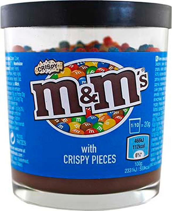 Шоколадная паста M&M's, 200 г
