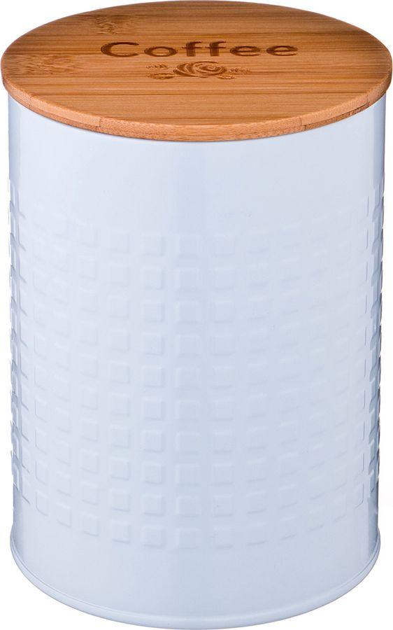 Универсальная емкость Agness, 790-148, белый, 11 х 11 х 15,5 см
