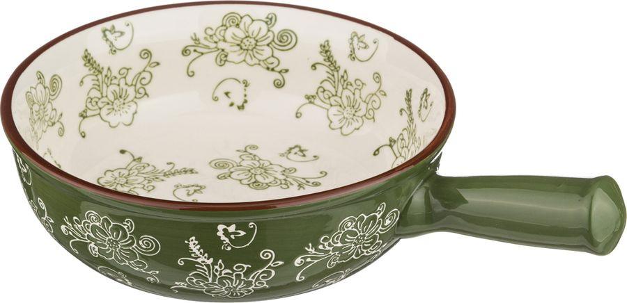 Блюдо для запекания Agness, 536-144, мультиколор, 27 х 18 см набор форм для запекания home queen диаметр 18 5 см 3 шт