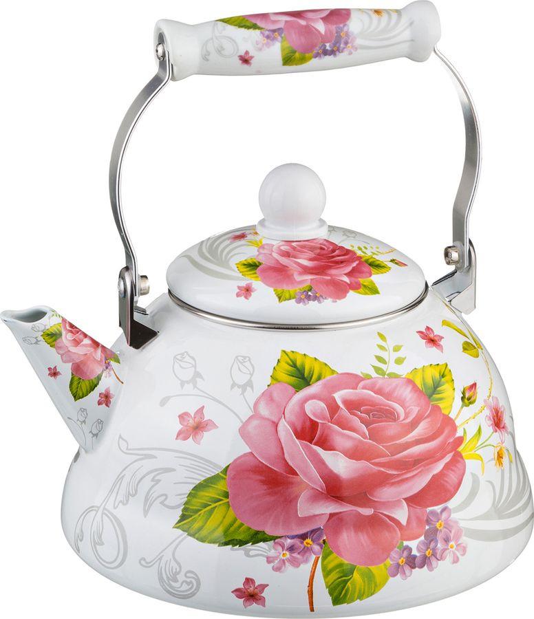 Чайник Agness, 934-301, мультиколор, 3 л чайник agness 934 316 мультиколор 4 л