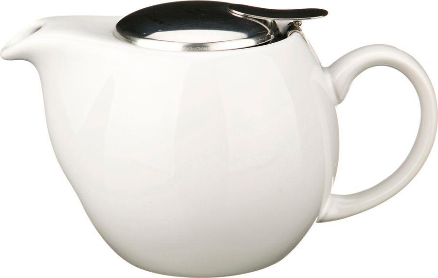 Чайник заварочный Agness, 470-004, белый, 500 мл
