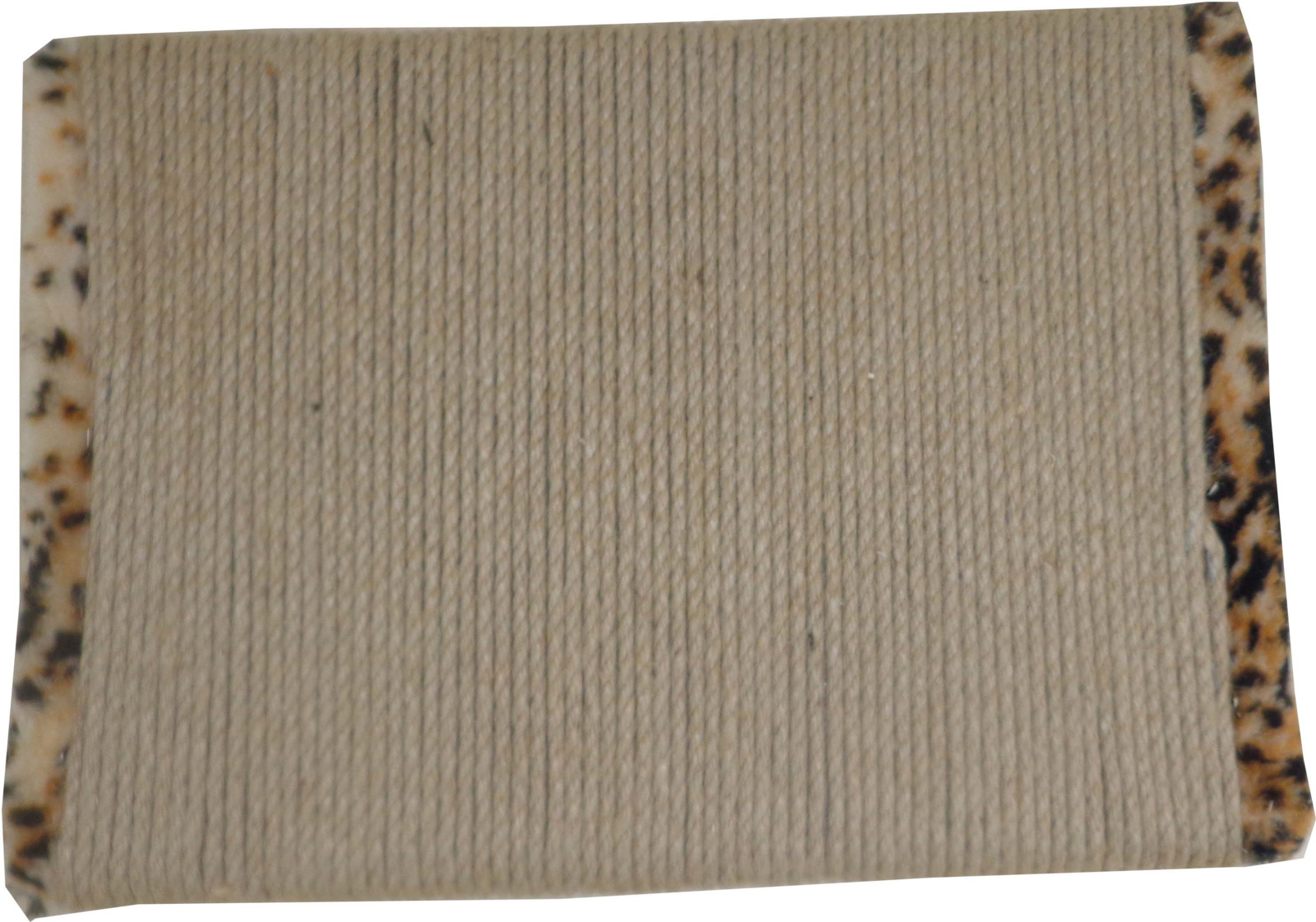 Меридиан, Когтеточка-коврик, рис. Барс (бежевый фон, черный рисунок), 32 x 46 2 см