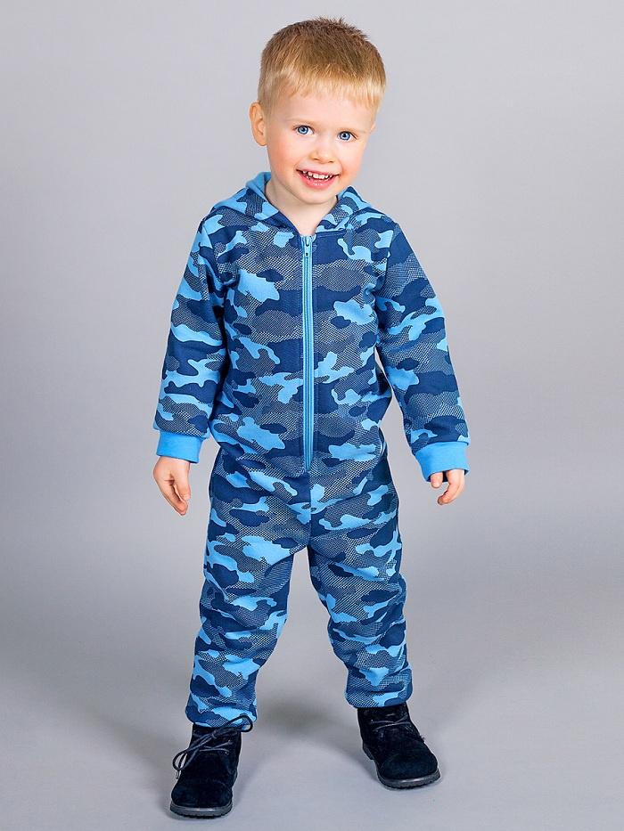 Комбинезон Веселый малыш комбинезон веселый малыш голубой 80 размер