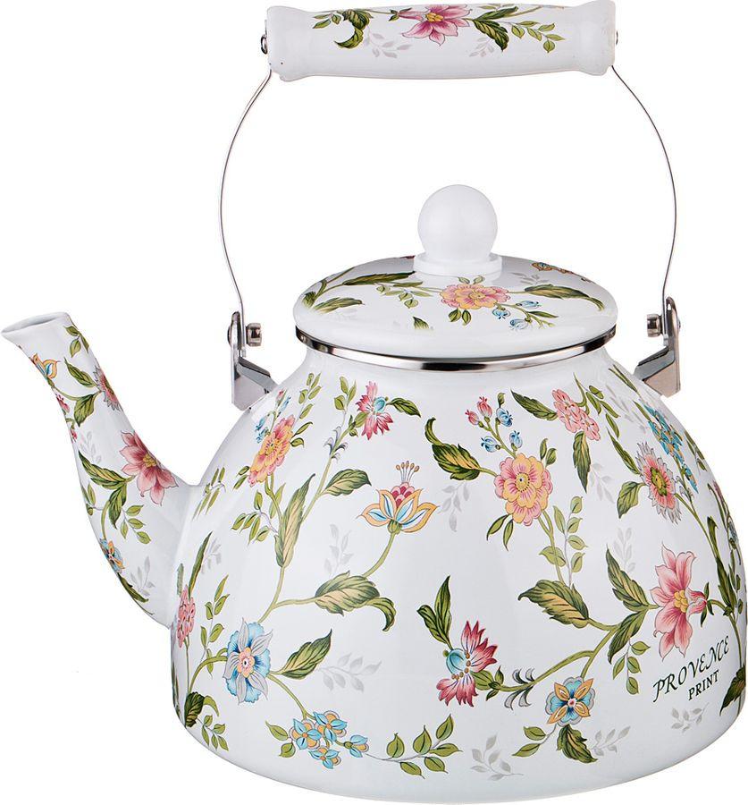 Чайник Agness Флоранс, 934-363, мультиколор, 4 л чайник agness 934 316 мультиколор 4 л