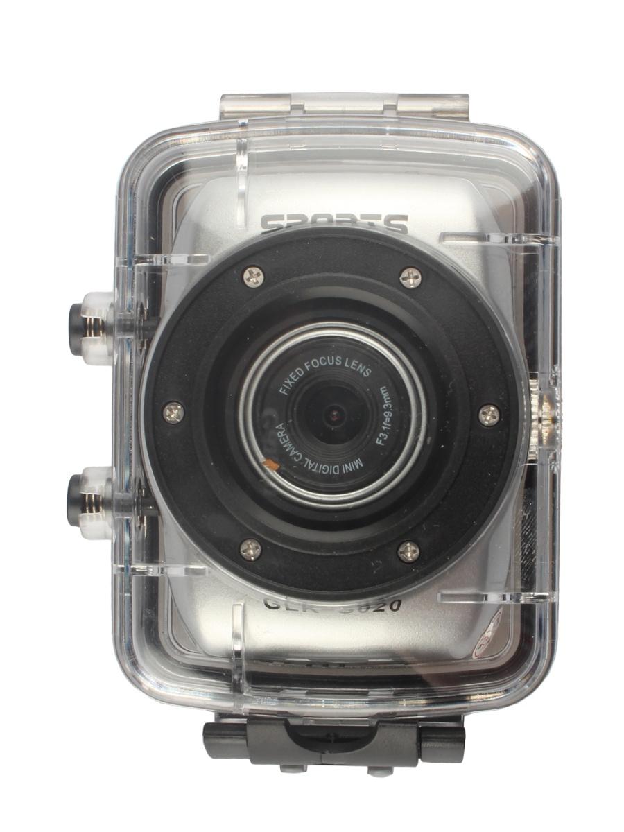 Экшн-камера Tip-Top 4605170009790, серебристый TipTop