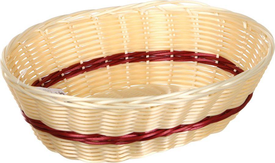 Корзинка Agness, 890-044, бежевый, 26 х 21 х 8 см корзинка кружева s код 5610 бежевый 1176679