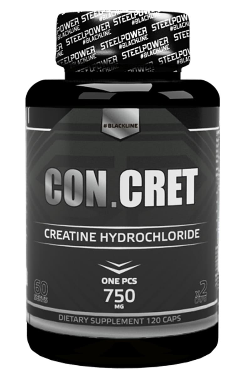 SteelPower CONCRET, 120 капсул