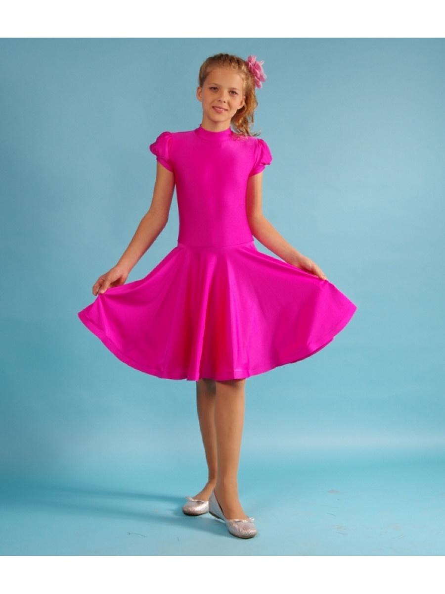 Платье Для Бальных Танцев Дети 2
