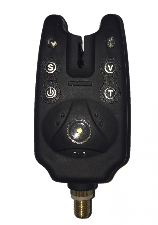 Сигнализатор поклевки AGP УТ000028190, черный