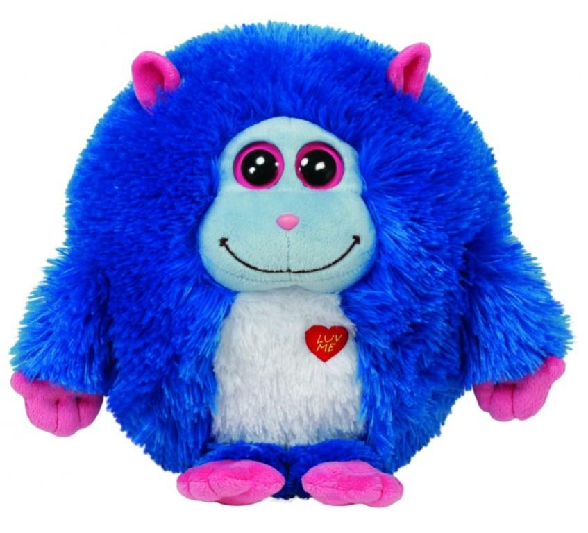 Мягкая игрушка Мягкие игрушки TY 37107 синий