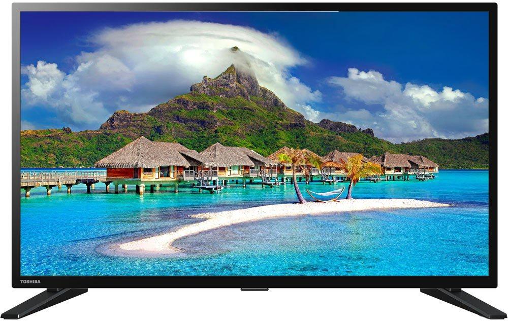 Фото - Телевизор Toshiba 40S2855EC 40, черный видео
