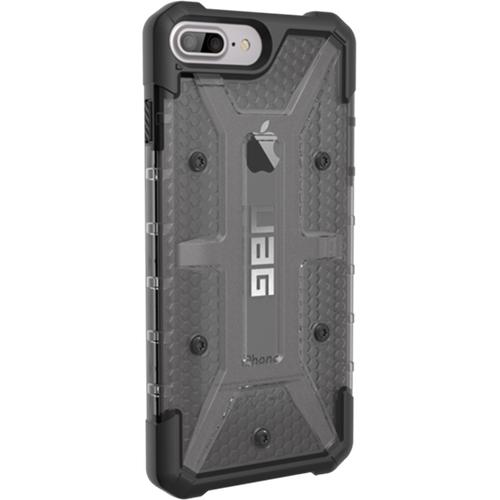 Чехол для сотового телефона UAG Plasma Series Case для iPhone 6 Plus/6s Plus/7 Plus/8 Plus, прозрачный, черный цена