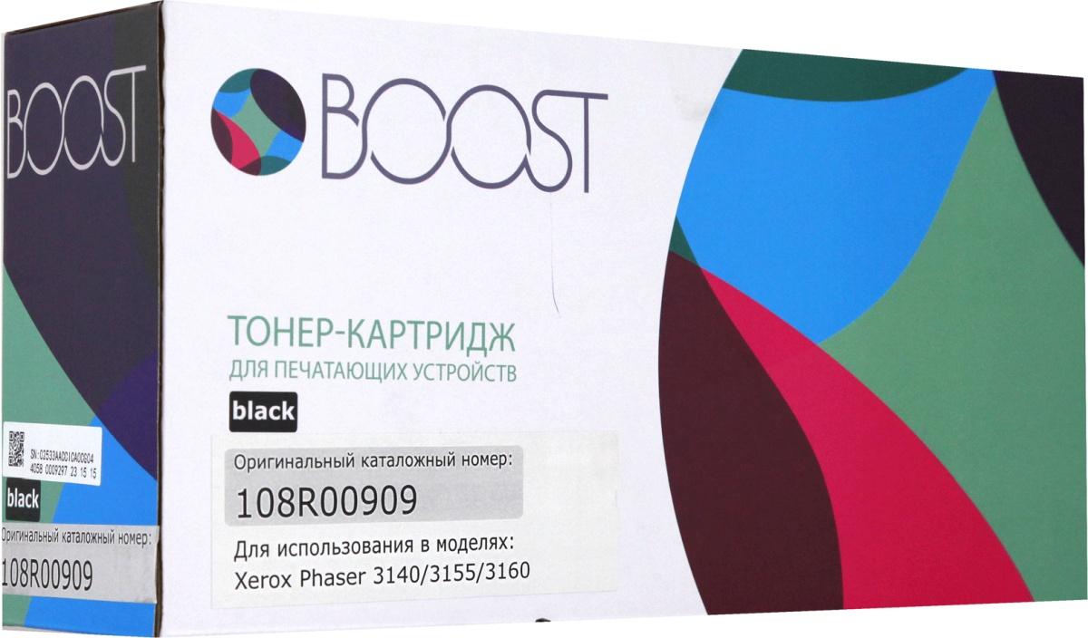 Картридж Boost 108R00909, черный цена