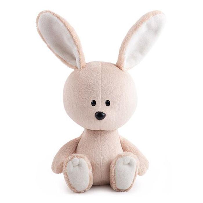 Мягкая игрушка Budi Basa col Заяц Антоша бежевый