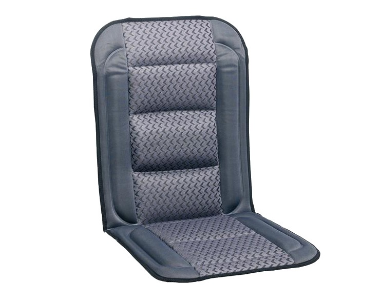 Накидка на сиденье Mobicool MH-40GS, серый катушка индуктивности jantzen cross coil 12 awg 2 mm 3 9 mh 0 42 ohm