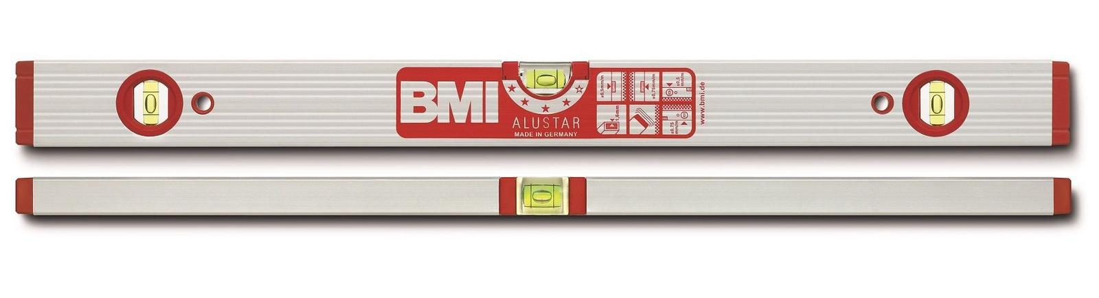 Уровень противоударный ALUSTAR 800 мм BMI 691080S