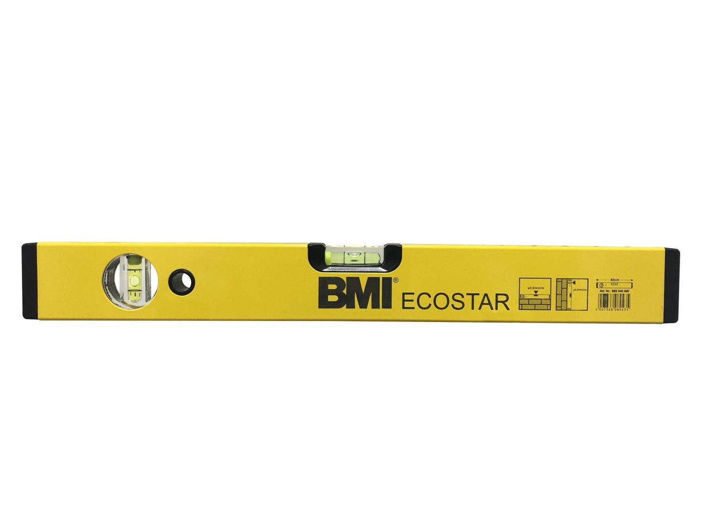 Уровень ECOSTAR 400 мм с лазерной разметкой капсул BMI 688040AW-ECO