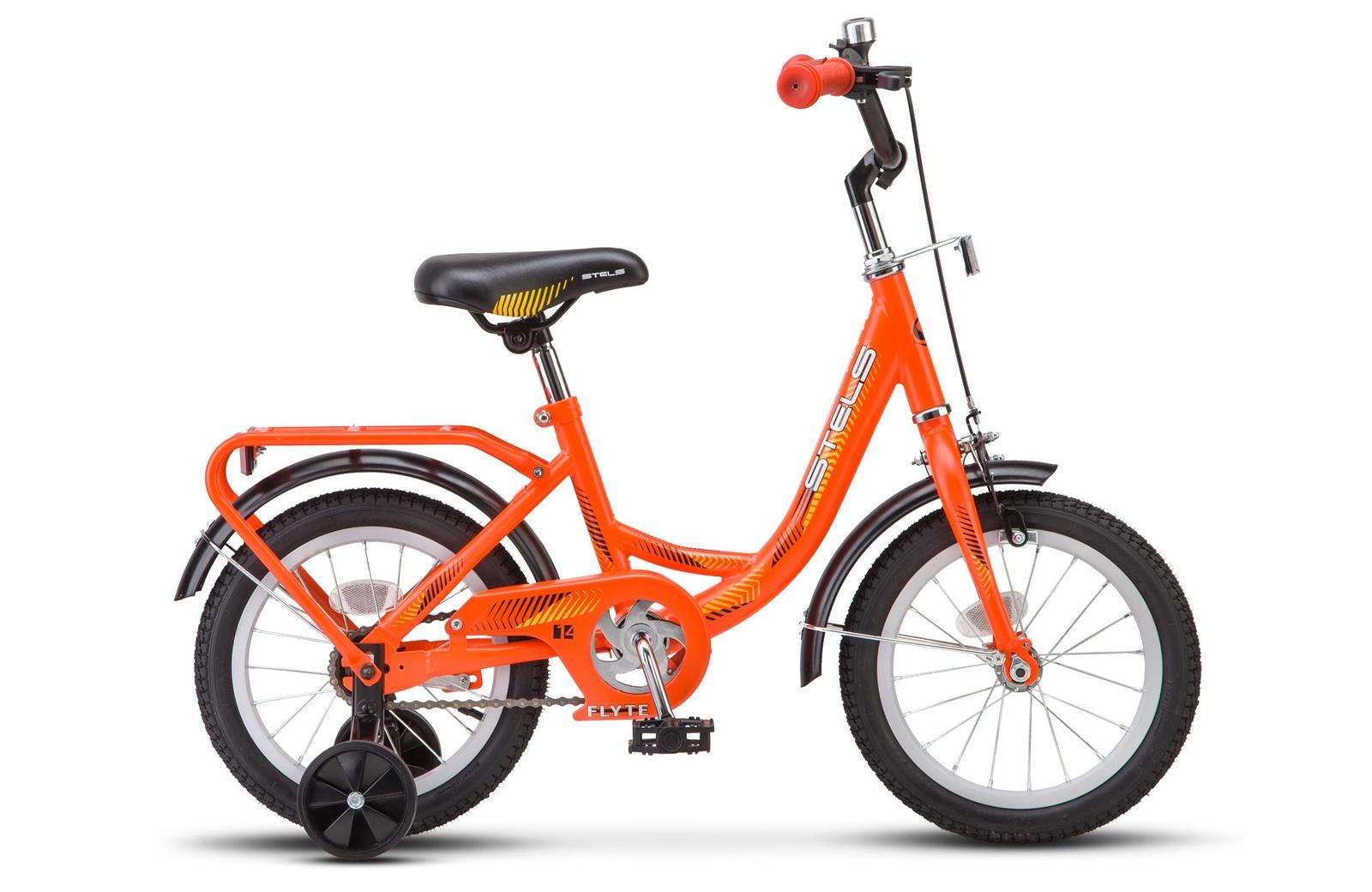Велосипед STELS Flyte 14 (Z011), красный