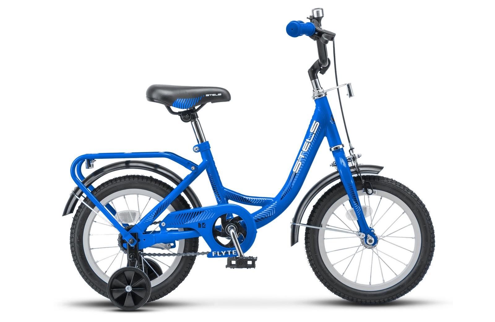 Велосипед STELS Flyte 14 (Z011), синий