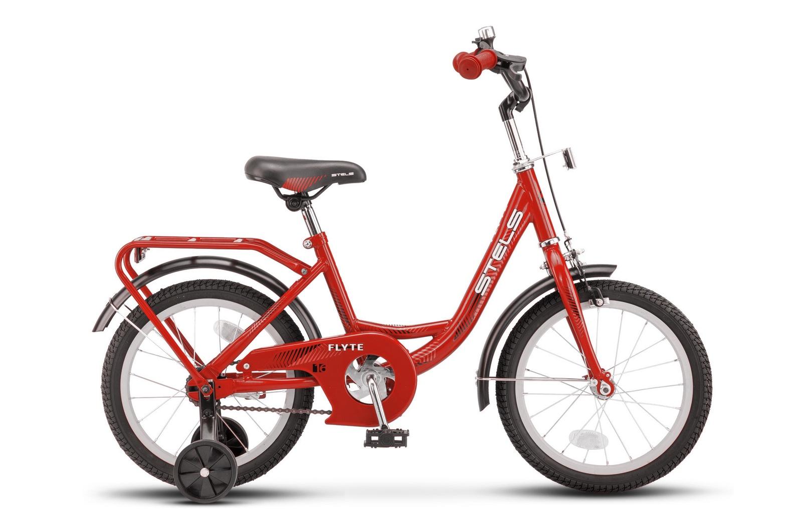 Велосипед STELS Flyte 16 (Z011), красный