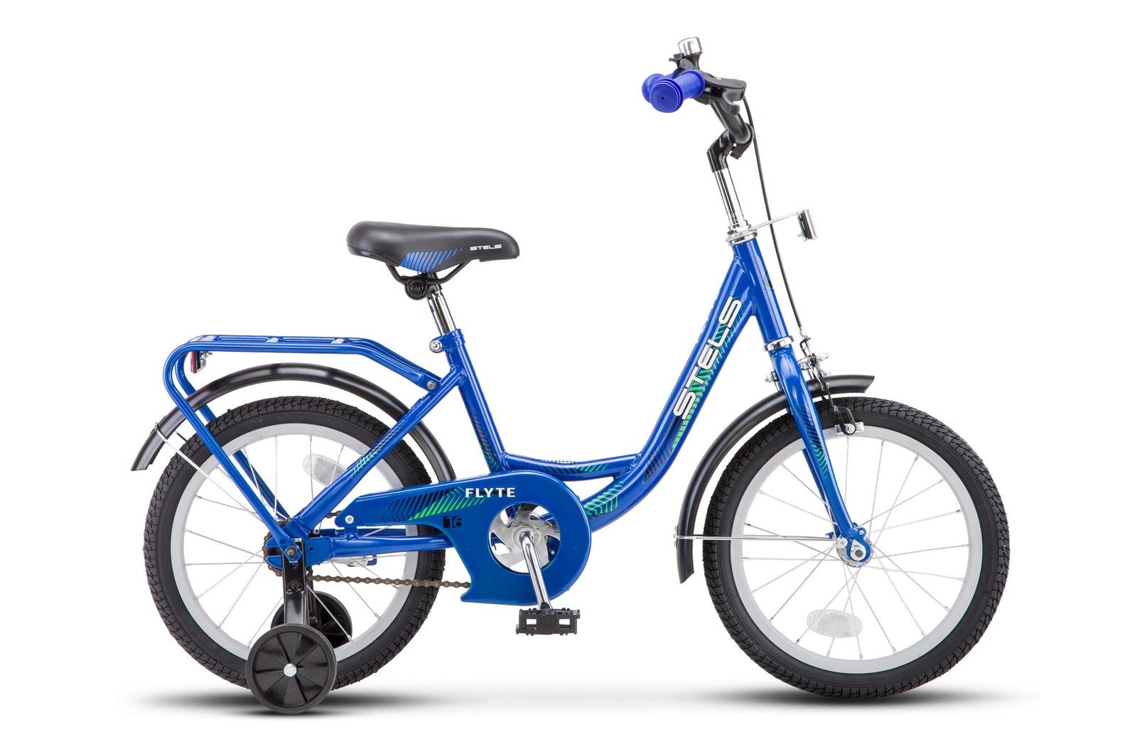 Велосипед STELS Flyte 16 (Z011), синий