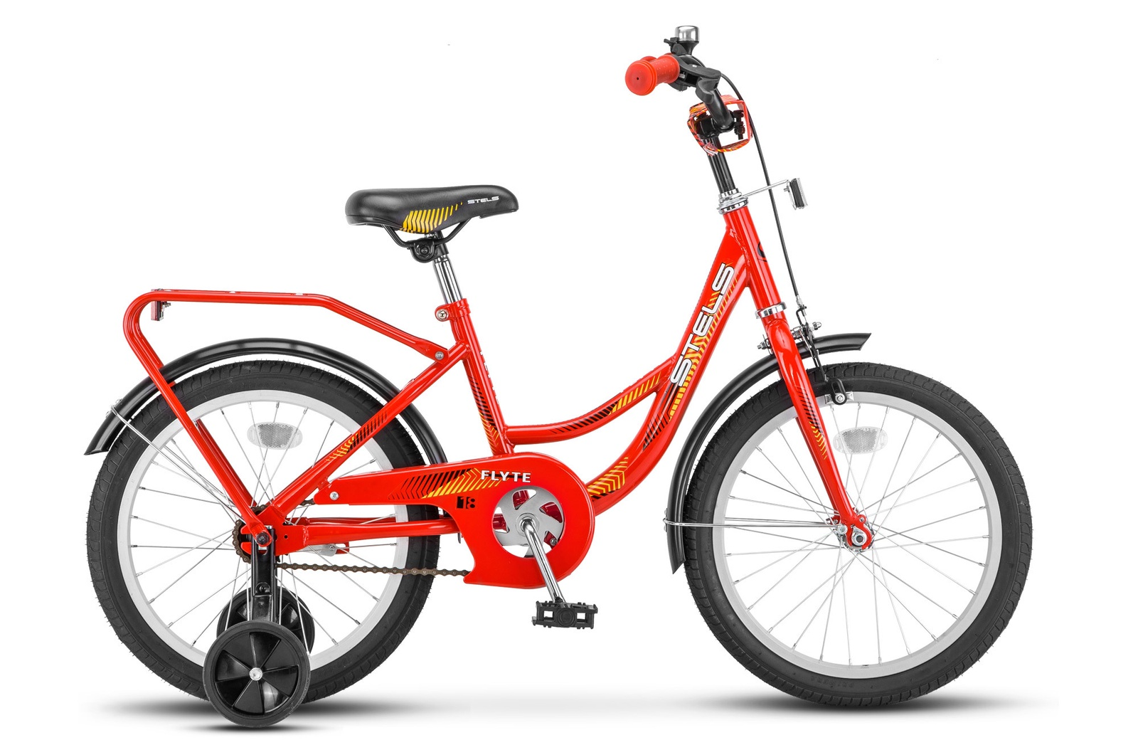 Велосипед STELS Flyte 18 (Z011), красный