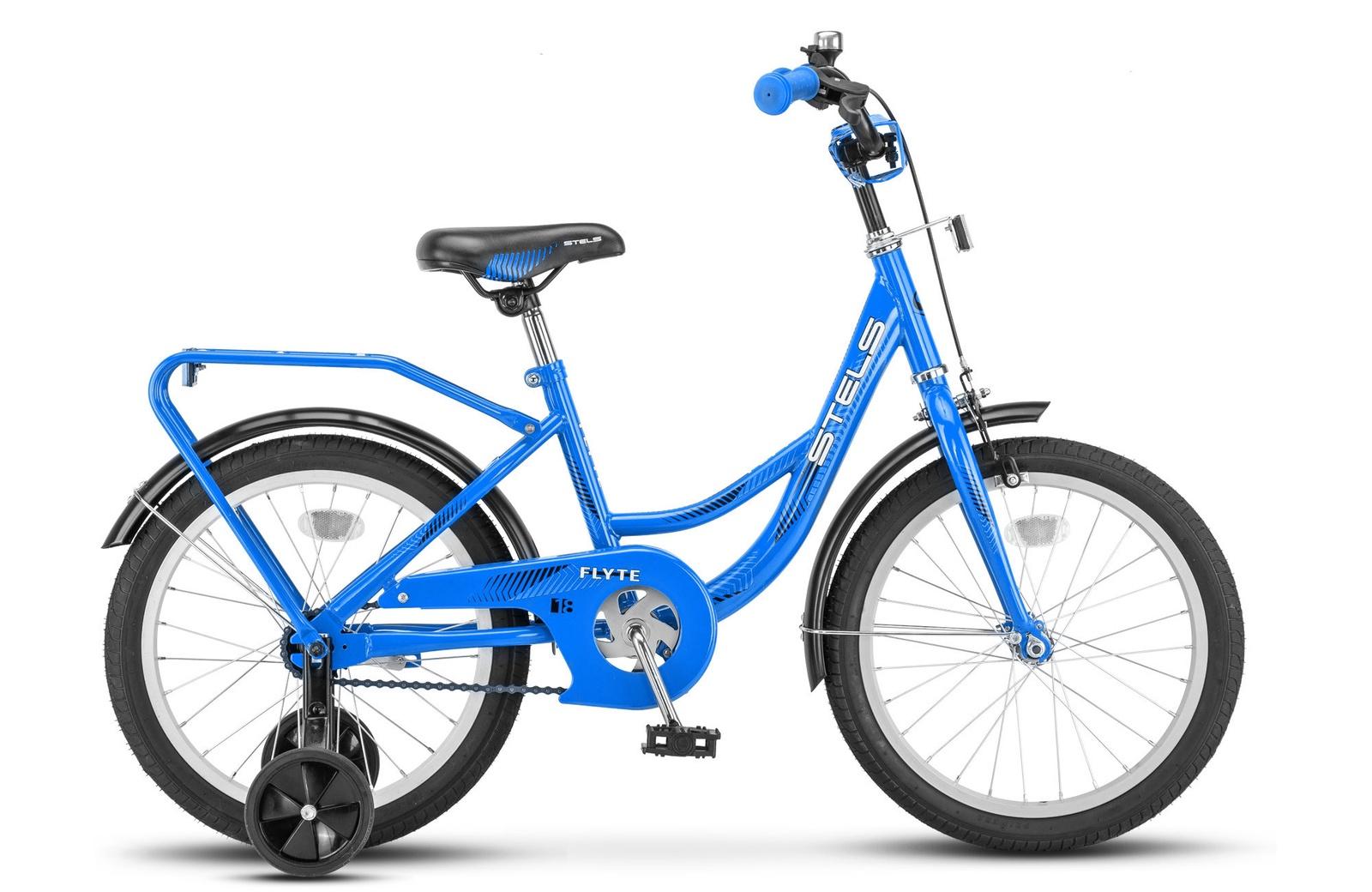 Велосипед STELS Flyte 18 (Z011), синий