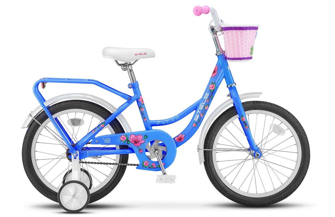 Велосипед STELS Flyte Lady 18 (Z011), голубой
