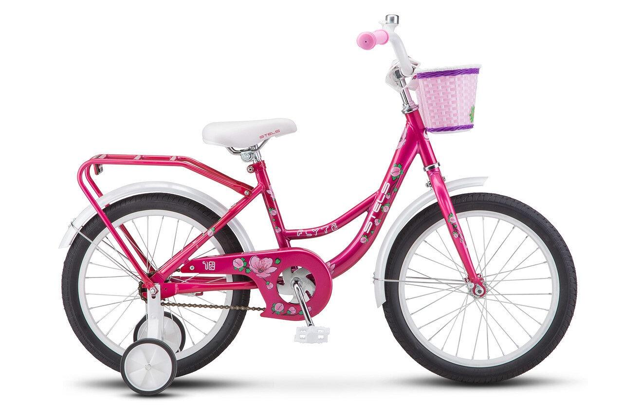 Велосипед STELS Flyte Lady 18 (Z011), розовый