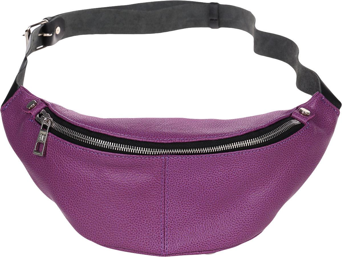Сумка Dimanche, цвет: пурпурный. 276/34 сумка поясная dimanche dimanche di042bwbzyo1