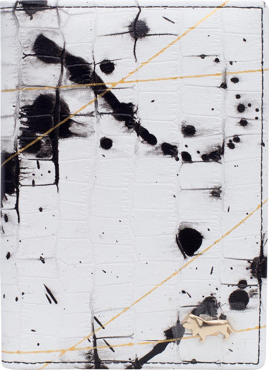 Обложка для документов женская Labbra, L081-0008, белый цена