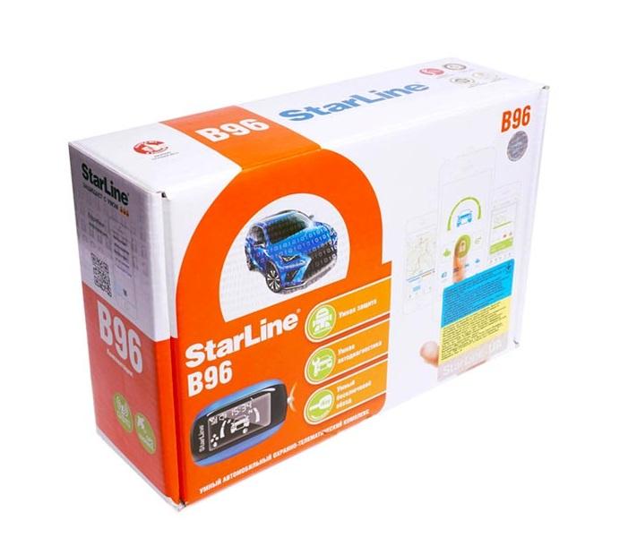 Противоугонное устройство Starline B96 2CAN-2LIN