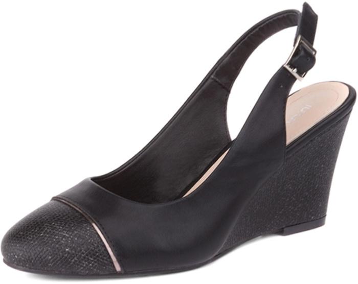 Туфли INSTREET, черный 36 размер91-91WN-098SS_36Туфли открытые
