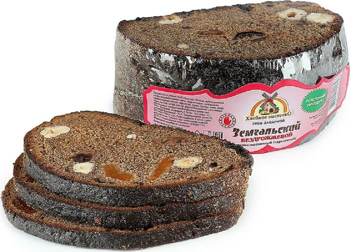 Хлеб заварной Хлебное Местечко Земгальский, нарезка, 240 г футболка хлеб