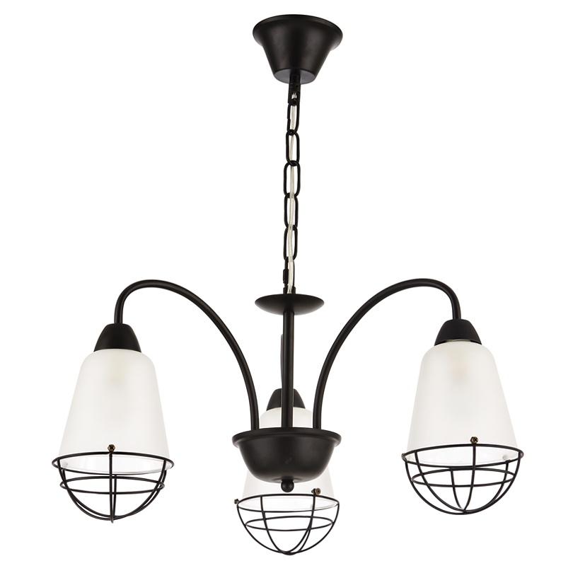 Подвесной светильник Lumin'arte PRISON-CL60E14-3WB, E14, 60 Вт подвесной светильник astral agnes 12 ламп